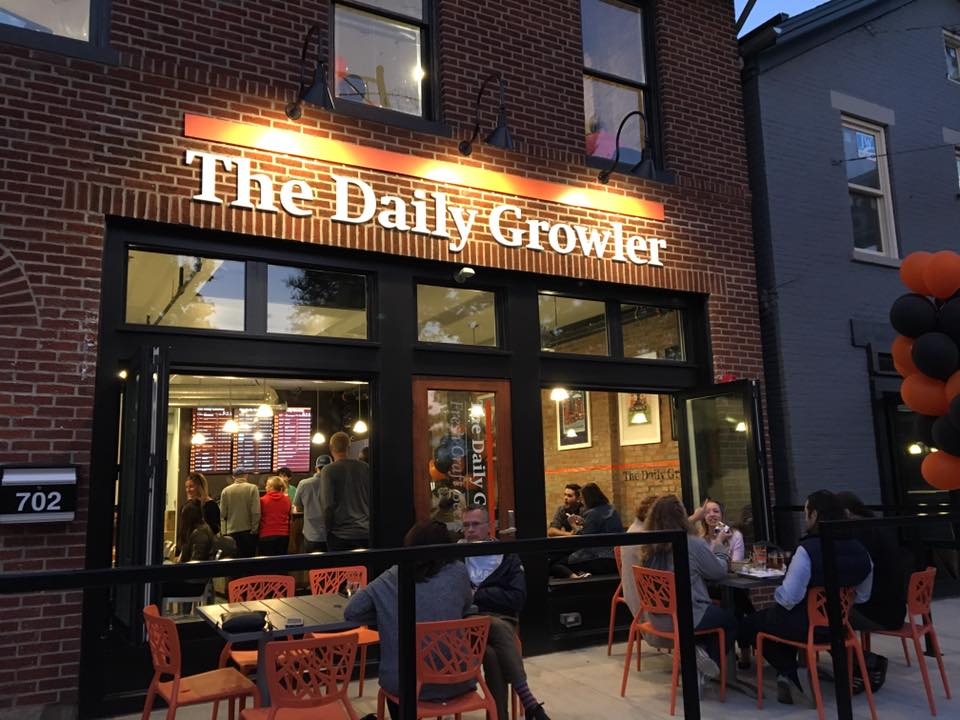 The Daily Growler German Village/Brewery District