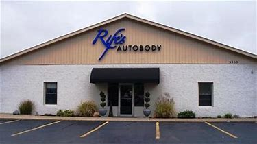 Rife's Auto Body Westerville